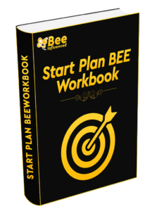 """Build your business plan with the """"Start Plan BEE """" workbook"""