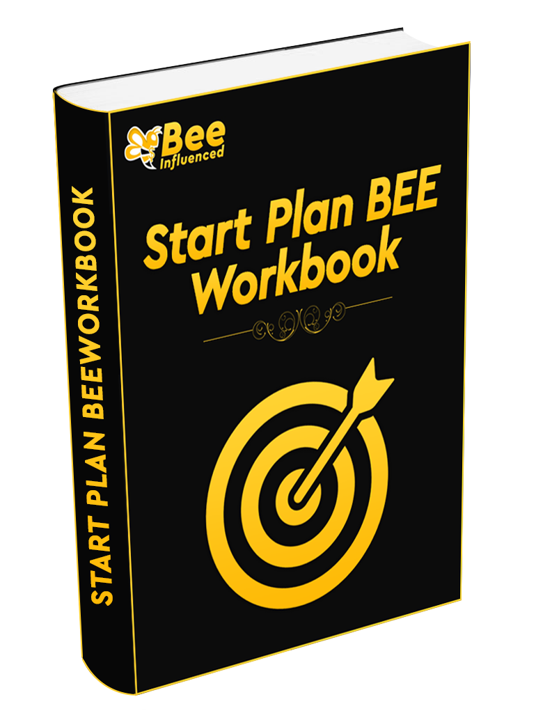 "Build your business plan with the ""Start Plan BEE "" workbook"