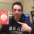 Matthew Ankerstein Holding January 2018 Book of the Month called Seth Godin All Marketers Tell Stories